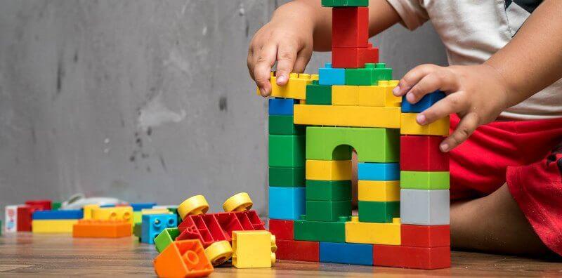 Manfaat Permainan Lego untuk Anak